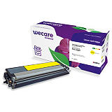Wecare TN-326Y, Tóner remanufacturado, compatible con BROTHER, Amarillo