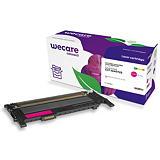 Wecare Toner rigenerato compatibile con SAMSUNG M4072S, CLT-C4072S/ELS, Magenta, Pacco singolo
