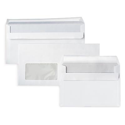 Enveloppe blanche##Weisse Briefumschläge