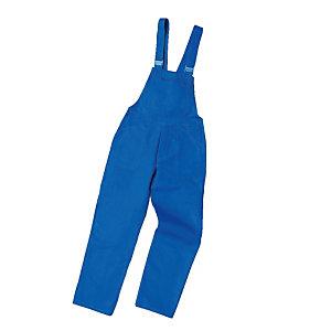 Werkbroek in blauw polykatoen maat 40/42
