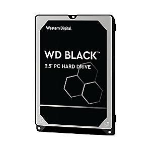 "Western Digital Black, 2.5"", 1000 Go, 7200 tr/min WD10SPSX"