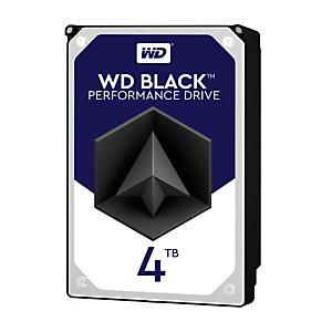 """Western Digital Black, 3.5"""", 4000 GB, 7200 RPM WD4005FZBX"""