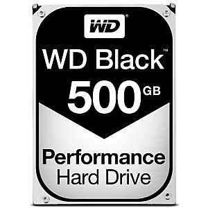 """Western Digital Black, 3.5"""", 500 Go, 7200 tr/min WD5003AZEX"""