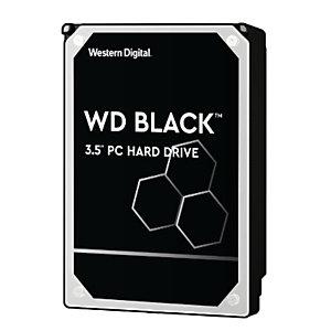 """Western Digital Black, 3.5"""", 6000 GB, 7200 RPM WDBSLA0060HNC-WRSN"""