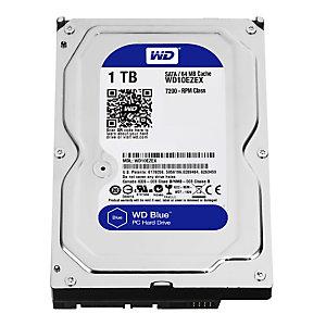 "Western Digital Blue, 3.5"", 1000 Go, 7200 tr/min WD10EZEX"