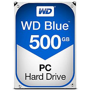 "Western Digital Blue, 3.5"", 500 Go, 7200 tr/min WD5000AZLX"