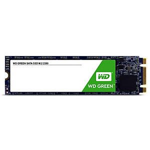 Western Digital Green, 120 GB, M.2, 545 MB/s, 6 Gbit/s WDS120G2G0B