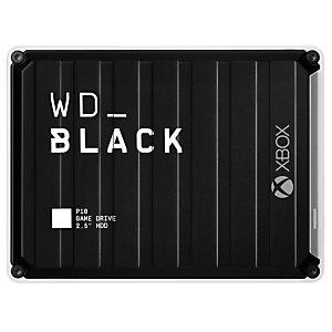 """Western Digital P10, 4000 GB, 2.5"""", 3.2 Gen 1 (3.1 Gen 1), Negro WDBA5G0040BBK-WESN"""