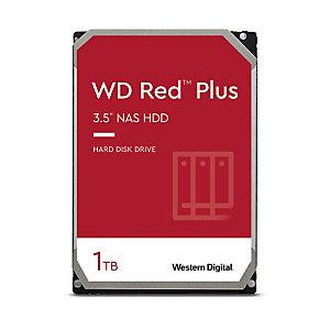 "Western Digital Red, 3.5"", 1000 Go, 5400 tr/min WD10EFRX"