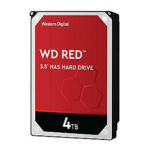 """Western Digital Red, 3.5"""", 4000 Go, 5400 tr/min WD40EFAX"""