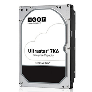 "Western Digital Ultrastar 7K6, 3.5"", 6000 GB, 7200 RPM 0B36047"