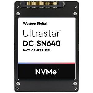 "Western Digital Ultrastar DC SN640, 3840 GB, 2.5"", 3100 MB/s 0TS1929"