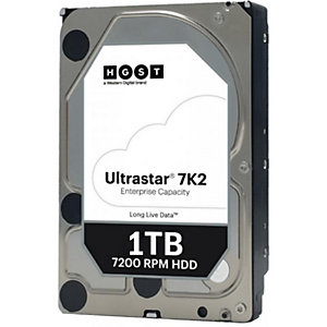 """Western Digital Ultrastar HUS722T1TALA604, 3.5"""", 1000 GB, 7200 RPM 1W10001"""