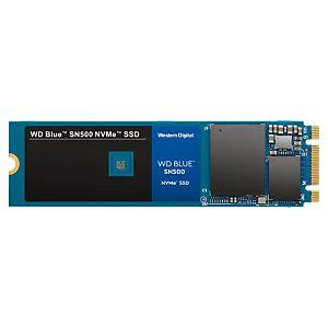 Western Digital WD Blue SN550 NVMe, 500 GB, M.2, 2400 MB/s, 8 Gbit/s WDS500G2B0C