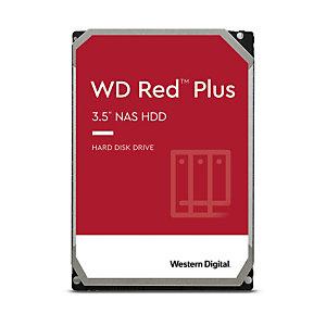 """Western Digital WD Red Plus, 3.5"""", 14000 GB, 7200 RPM WD140EFGX"""