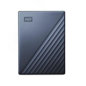 Western Digital WDBC3C0020BBL-WESN, 2000 GB, 3.2 Gen 1 (3.1 Gen 1), Negro, Azul