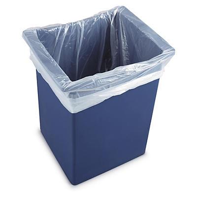 White bin liners