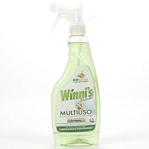 Winni's Detergente Multiuso, Flacone spray da 500 ml