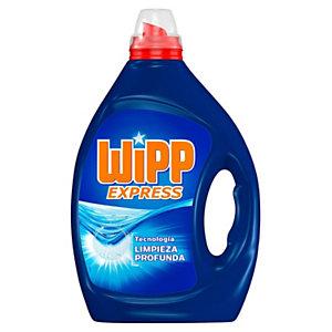 WiPP EXPRESS Detergente gel, 1,5 l, 30 lavados