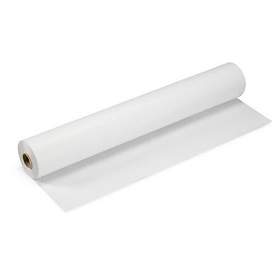 Wit kraftpapier op rol