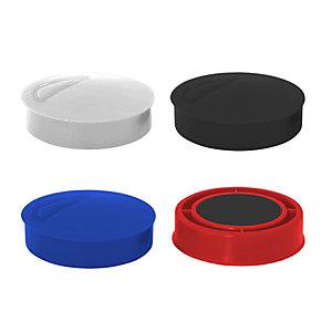 Wonday Magneti, 40 mm, Colori assortiti (confezione 4 pezzi)