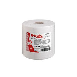 Wypall* L10 EXTRA Bobina multiuso, 1 velo, 400 fogli, Con estrazione dal centro, 185 mm, Bianco