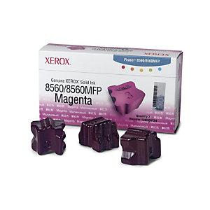 XEROX Phaser 8560MFP, magenta, vaste inkt