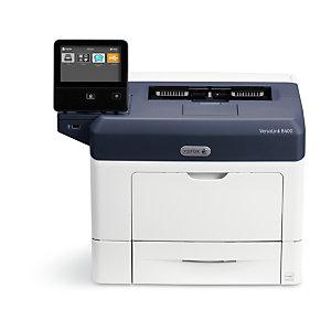 Xerox VersaLink B400 A4 45 ppm Recto verso Imprimante sous contrat PS3 PCL5e/6 2 magasins Total de 700 feuilles, 1200 x 1200 DPI, A4, 45 ppm, Impression recto-verso, Réseau prêt à l'usage, Bleu, Gris B400V/DN