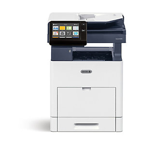 Xerox VersaLink Versalink B605 A4 56 Ppm A Doble Cara Copia/Impresión/Escaneado Sin Contrato Ps3 Pcl5E/6 2 Bandejas 700 Hojas (No Admite Acabadora), Laser, Impresión en blanco y negro, 1200 x 1200 DPI, 700 hojas, A4, Azul, Blanco B605V_S