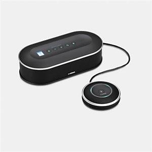 YAMAHA YVC-1000 - Micro et haut-parleur USB Bluetooth pour salle de conférence - Noir