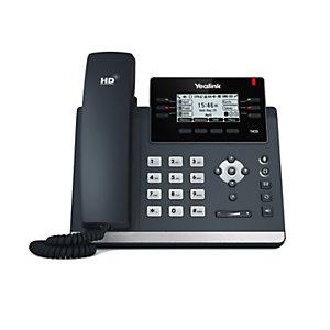 Yealink T42S - Téléphone IP SIP professionnel - Noir