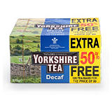 Yorkshire Tea Decaff Tea Bags - Pack of 130