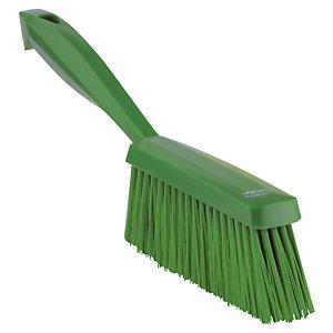Zachte bezem Vikan groen
