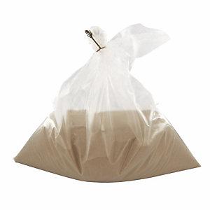 Zak zand van 1 kg voor asbak