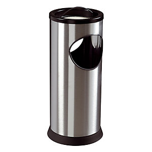 Zandasbak-vuilnisbak Kipso