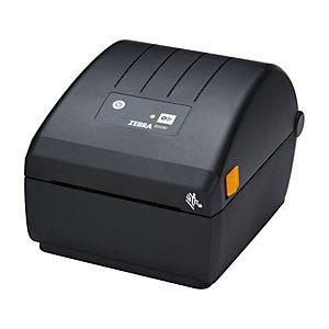 Zebra Stampante Desktop ZD220, 4 pollici, Stampa termica diretta, USB, Nero