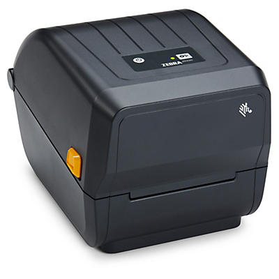 "ZEBRA ZD220T 4"" Wide Thermal Transfer Desktop Label Printer"