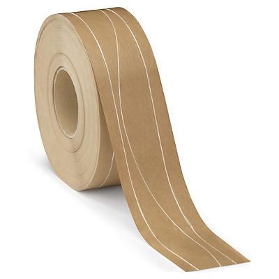 Zosilnená lepiaca páska na lepenie za mokra