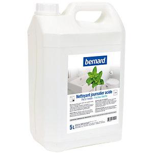 Zure dagelijkse sanitaire reiniger Bernard 5 L