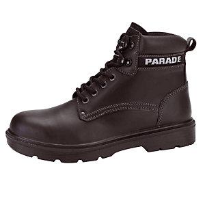 Zwarte hoge schoenen Kansas maat 44