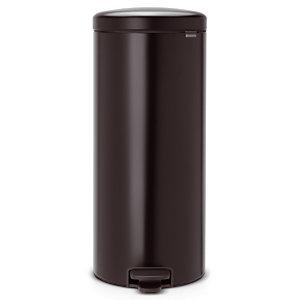Zwarte vuilnisbak NewIcon Brabantia 30 L
