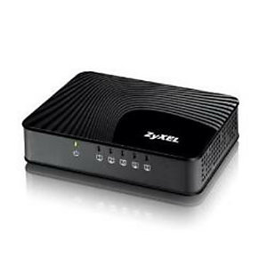 Zyxel, Switch, Media switch 5porte gb mini, ZYXGS-105S